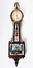 Waltham Watch Co. Banjo Clock c.1920
