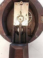 Benj. J. Boyce Banjo Clock Boston c.1850