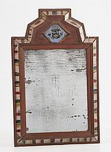 (18th c.) Courting Mirror