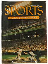 First Issue Sports Illustrated August 16, 1954