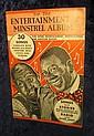 37. 1936 Racist Art and black memorabilia