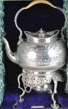 NSW Interest: A Presentation Silver Kettle &