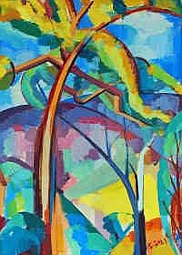 Guy Edward Grey-Smith (1916-1981) Untitled Oil on