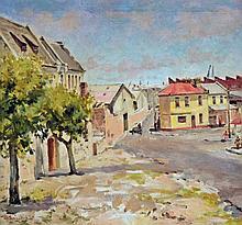 William Boissevain b.1927