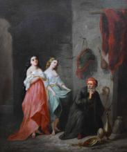 Alexis Mathonat 1822 - c.1890 (French)