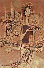 Seah Kim Joo b.1939 (Singapore)