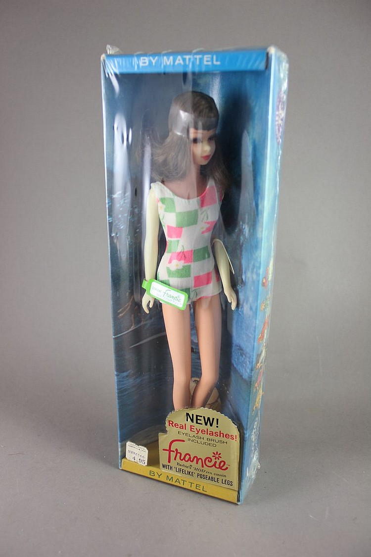 BEND LEG FRANCIE IN ORIGINAL BOX NRFB