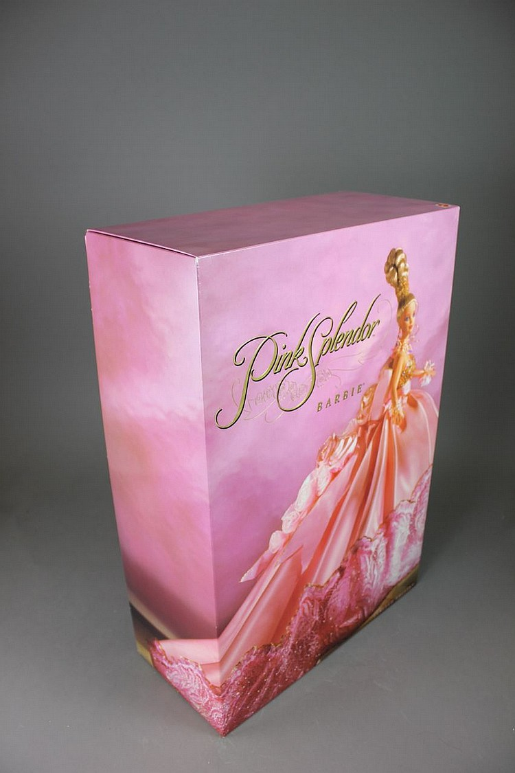 PINK SPLENDOR BARBIE IN ORIGINAL BOX