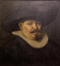 AFTER REMBRANDT HARMENSZ. VAN RIJN (1606-1669),  Portrait of Cornelis C