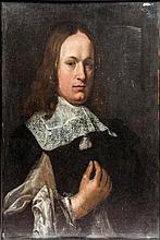 FOLLOWER OF KAREL DUJARDIN (1622-1678),  Portrait of a Gentleman, half-
