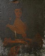 19TH CENTURY ENGLISH SCHOOL,  Portrait of a Lady, Three Quarter Length
