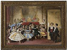 JOHN LEECH (1817-1864),  Pretty Sight Ain't It, Charley to See the Youn