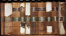 LEGAL INTEREST:  Law Reports, approx 82 vols. roy 8vo L. c 1890-1908, a