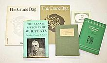 A COLLECTION OF BOOKS OF IRISH INTEREST,  Comprising; The Best of Myles