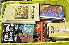A COLLECTION OF MIXED INTEREST BOOKS,  including Coffee table books, pa