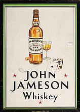 AN EARLY JOHN JAMESON THREE-STAR WHISKEY