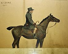AFTER HARRINGTON SWANN, Lord Kildare, mounted on