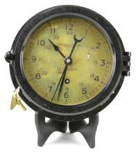 Chelsea U.S. Navy Clock