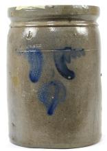 Solomon Bell Decorated Crock