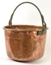 Early Copper Kettle