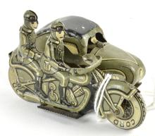 Cord Success Motorcycle and Side Car