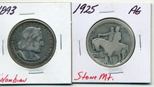 Group of U.S. Commemorative Coins