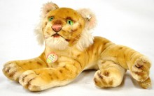 Steiff Young Lion