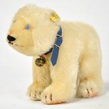 Steiff Polar Bear On All Fours 1317.0