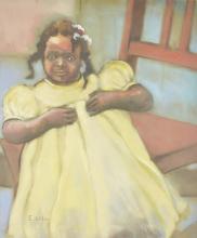 E. Wilson Original Oil Painting