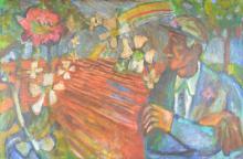 Beth Bell Original Oil Painting