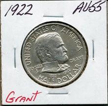 1922 Grant Commemorative Half Dollar