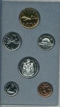 1992 Royal Canadian Mint Specimen Set