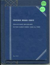 (2) Indian Head Cent Books