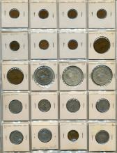 World Coin & Currency Collection