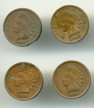 (215) Indian Head Cents