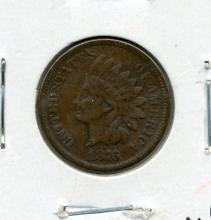 1876 Indian Head Cent