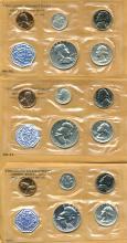 (3) 1959 U.S. Proof Sets