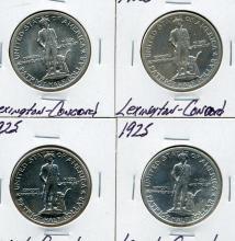 U.S. Commemorative Half Dollars