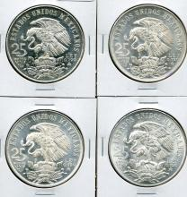 Mexico Olympic Coins