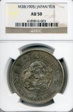 1905 Japan YEN