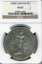 1902 Great Britain Dollar