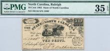 North Carolina Currency Note
