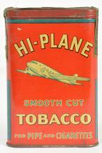 Hi-Plane Tobacco Pocket Tin