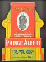 Prince Albert Prototype Pocket Tin Sign