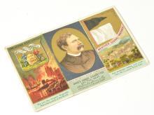Rare Dukes Cameo Cigarette Trade Card