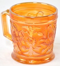 Marigold Robin Mug