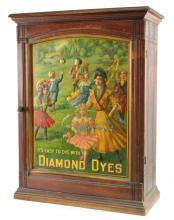 Diamond Dyes Governess Dye Cabinet