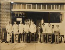 1930s Nehi Bottling Plant Photographs