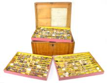 Oryctognostic 1839 Mineral Collection