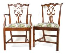Formal Craftique Dining Chairs